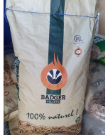 BADGER pellets (per zak)